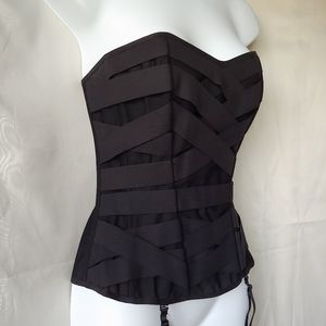 Frederick's of Hollywood Strappy corset